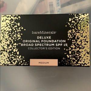 bareMinerals Makeup - Deluxe original foundation - NEW